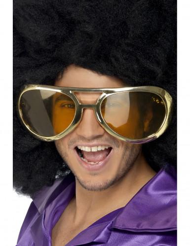 Oferta: Gafas gigantes doradas para adulto