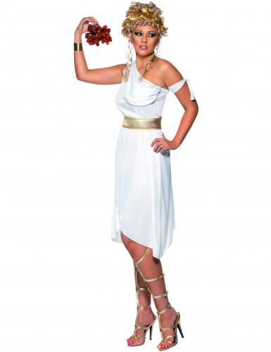 Oferta: Disfraz blanco de mujer griega