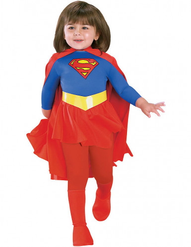 Supergirl�-Kost�m f�r M�dchen
