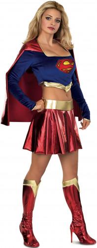 Supergirl�Kost�m f�r Damen