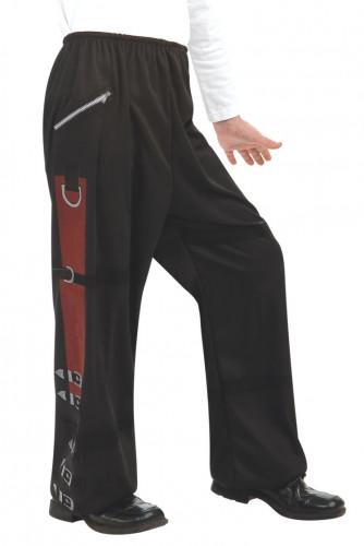 Oferta: Pantalón de Michael Jacksone#153; con hebillas para niño