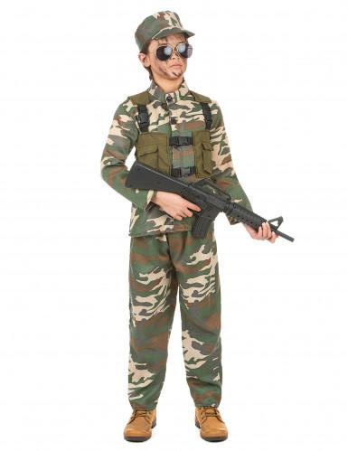 D�guisement militaire gar�on