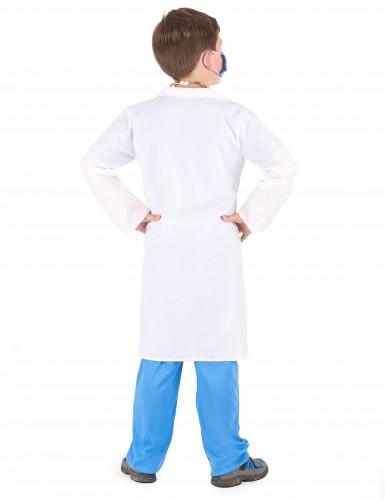 Déguisement docteur garçon -2