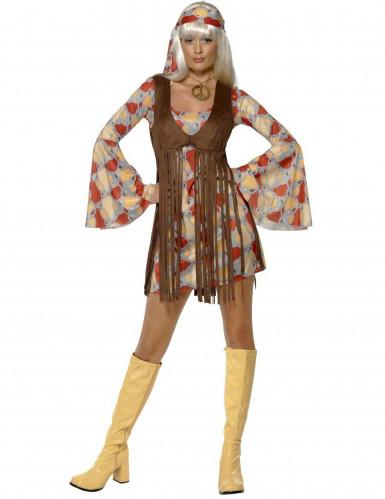 Hippie-Kost�m f�r Damen