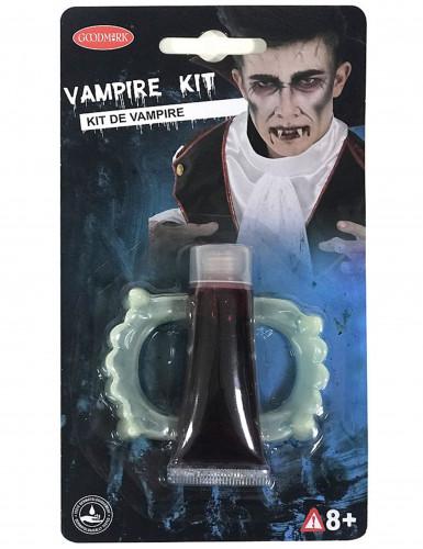 Kit vampire Halloween