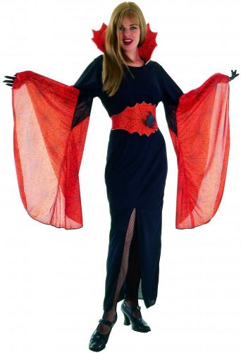 disfraz de vampiresa para mujer ideal para halloween por vegaoo