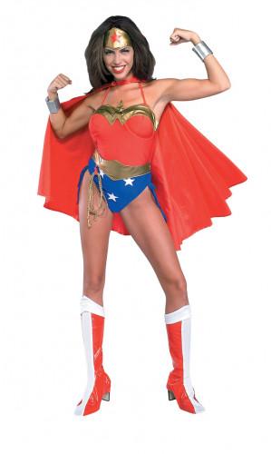 Oferta: Disfraz de Mujer Maravillaetrade; para mujer