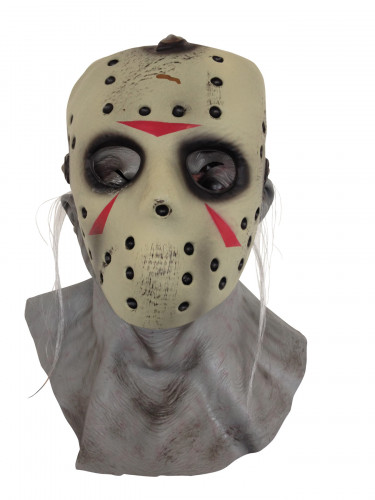 Masque Freddy contre Jason™ Adulte