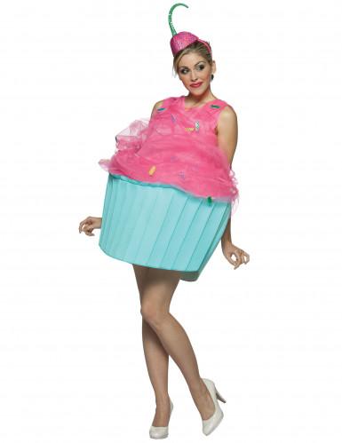 Oferta: Disfraz cupcake para mujer