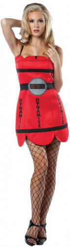 Oferta: Disfraz dinamita para mujer