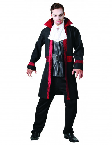 Disfraz de vampiro para adulto Halloween