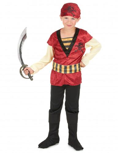 Как сделать костюм Пирата своими 82