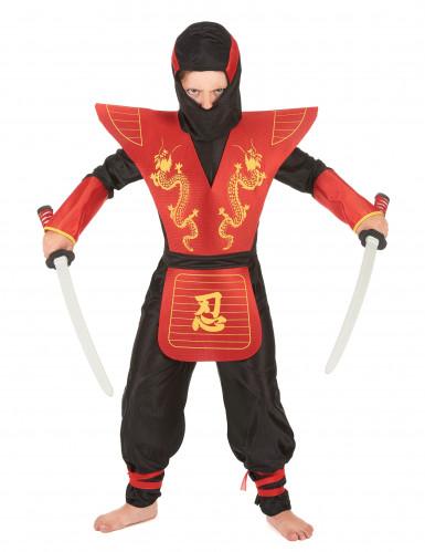 Déguisement ninja garçon