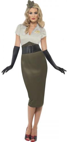 Oferta: Disfraz militar para mujer