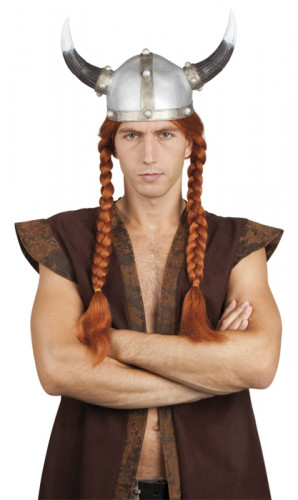 Oferta: Peluca vikinga