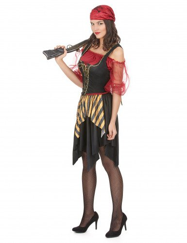 Déguisement pirate femme-1