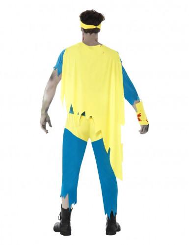 Déguisement super héros zombie homme Halloween-1