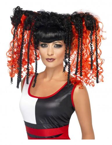 Oferta: Peluca gótica Halloween