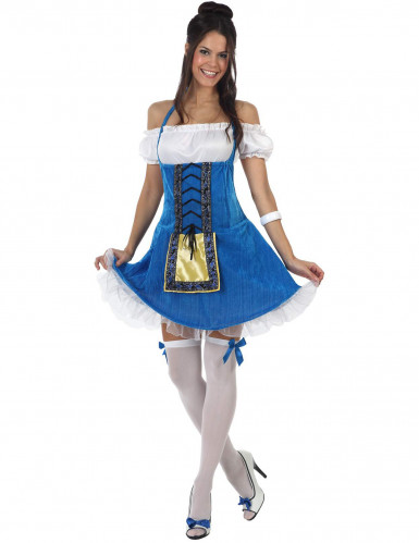 Costume tradizionale tedesco adulto costumi adulti e for Casa tradizionale tedesca