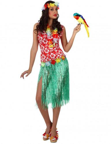Oferta: Disfraz de hawaiana  para adulto