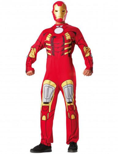 Iron Man? -Kostüm mit Maske für Erwachsene XL 4EC8T178