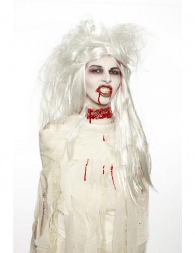 Kit maquillage zombie adulte halloween pour femme - Deguisement qui fait peur ...