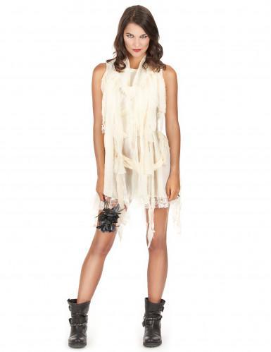 Disfraz de momia g�tica para mujer