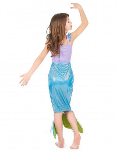 Déguisement sirène enfant fille-2