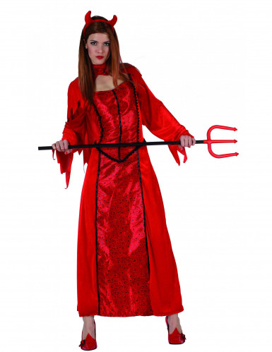 Oferta: Disfraz de diablesa para mujer