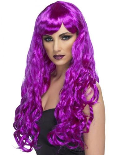 Oferta: Peluca violeta
