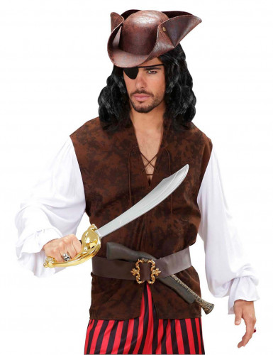 Chemise pirate adulte