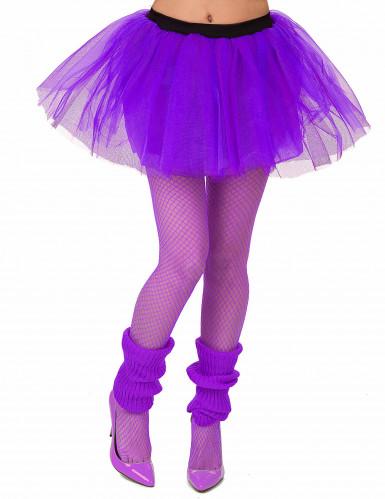 Tutu violet femme
