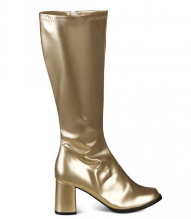 Oferta: Botas doradas