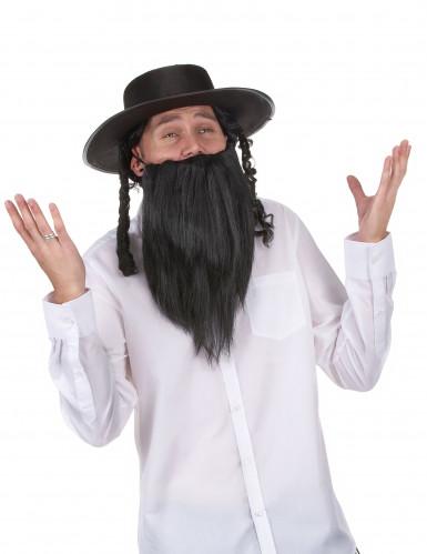 Chapeau rabbi adulte-1