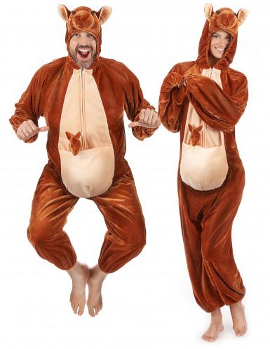 déguisement adulte kangourou