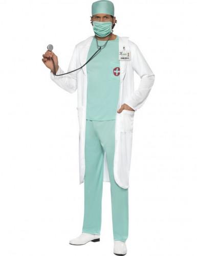 Déguisement docteur homme