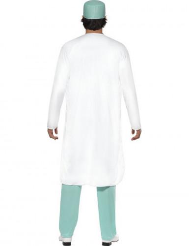 Déguisement docteur homme-1