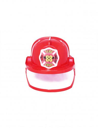 Casque pompier adulte