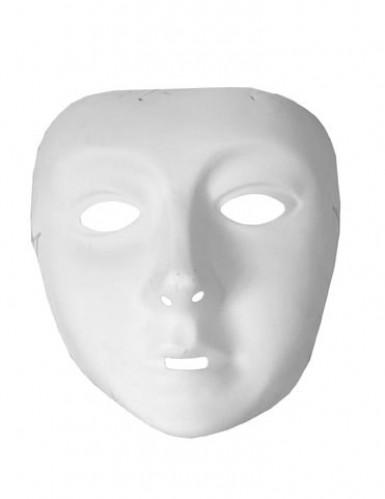 Masque blanc enfant