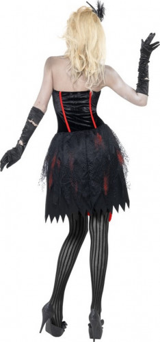 d guisement zombie burlesque sexy femme halloween. Black Bedroom Furniture Sets. Home Design Ideas