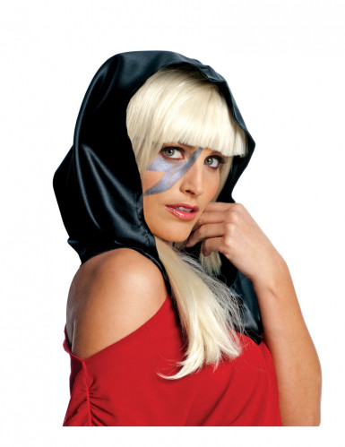 Echarpe Lady Gaga? noire