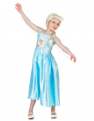 D�guisement Elsa Frozen La reine des Neiges� fille