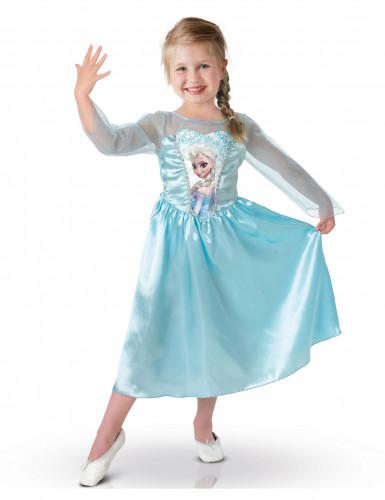 Déguisement Elsa La Reine des Neiges™ Frozen fille