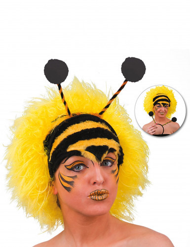 Perruque abeille adulte