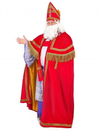 Déguisement pape Saint Nicolas luxe homme-1