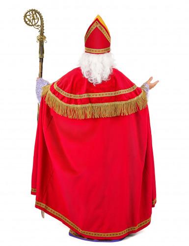 Déguisement pape Saint Nicolas luxe homme-2