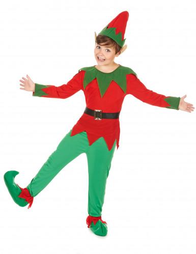 Déguisement elfe garçon