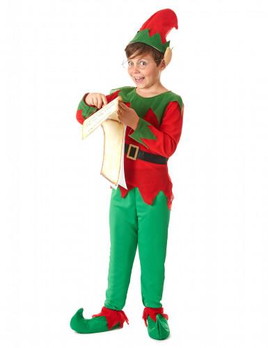 Déguisement elfe garçon-1