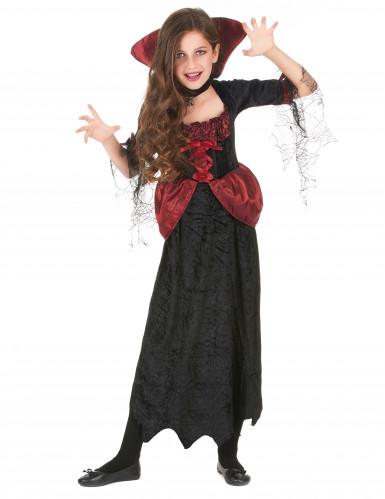 déguisement fille chica vampiro