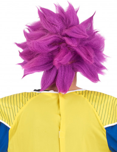 Perruque manga violette adulte-1